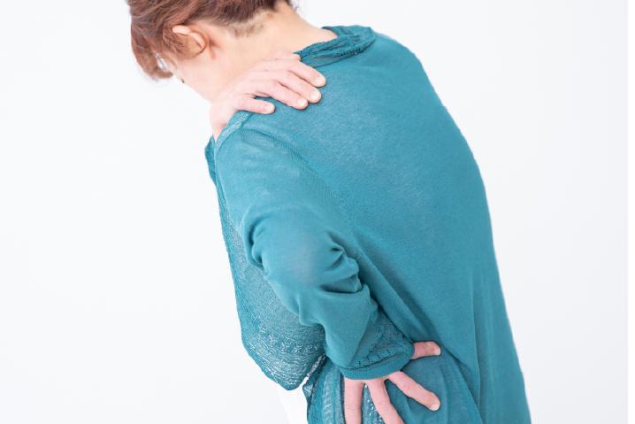 五十肩、神経痛、股関節の痛みで悩んでいる